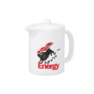 ¡Energía potente - sea el primer!