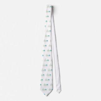 Energía renovable infinita corbata personalizada