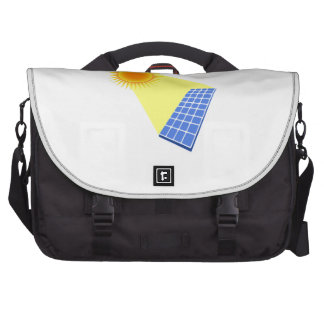 Energía solar bolsas para ordenador