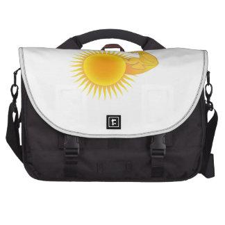 Energía solar bolsas para portatil
