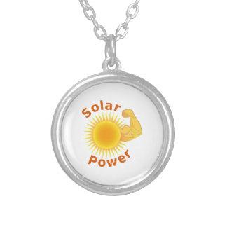 Energía solar joyeria personalizada