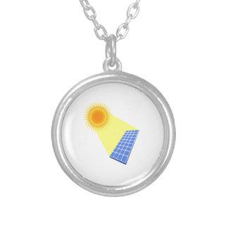 Energía solar colgante personalizado