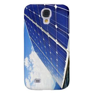 Energía solar de la energía verde funda para samsung galaxy s4