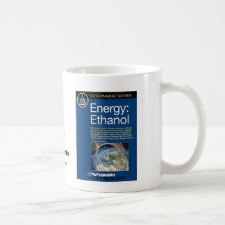 Energía: Taza del etanol