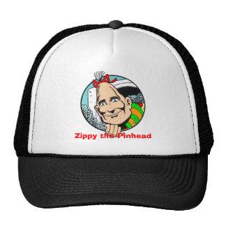 Enérgico el gorra de la cabeza de alfiler