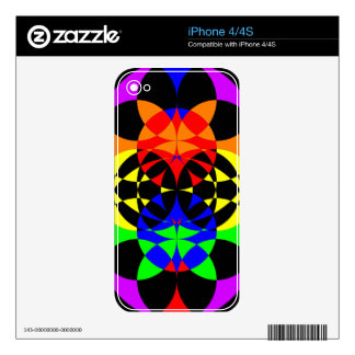 Energize by Kenneth Yoncich Decal For iPhone 4