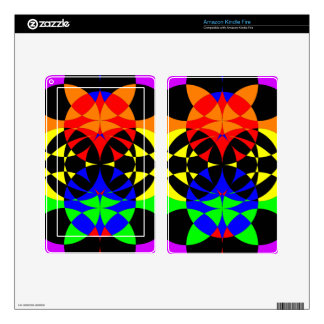 Energize by Kenneth Yoncich Kindle Fire Skin