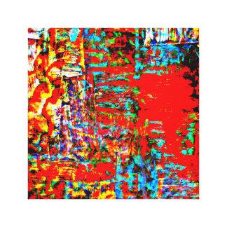 Energize! Canvas Wrap
