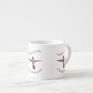 Energized By Colorado Espresso Cup