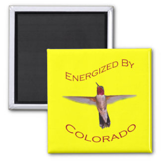 Energized By Colorado Magnets