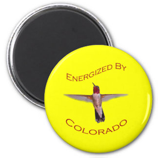 Energized By Colorado Magnet