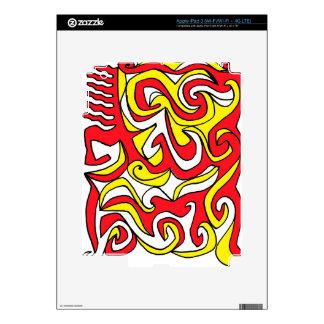 Energized Careful Meaningful Celebrated Skins For iPad 3