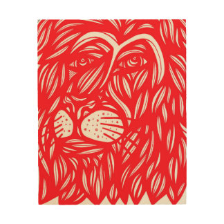 Energized Careful Meaningful Celebrated Wood Print