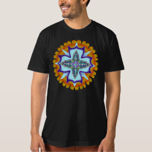 Energized Center Mandala T-Shirt