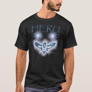 Energized Heru Men's Dark Tee