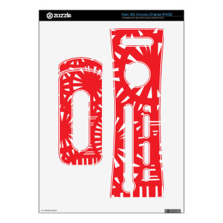 Energized Quality Convivial Optimistic Xbox 360 Console Skins