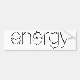 Energy3 Bumper Sticker