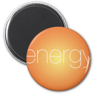 Energy 6 2 inch round magnet