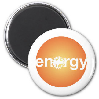 Energy 7 2 inch round magnet