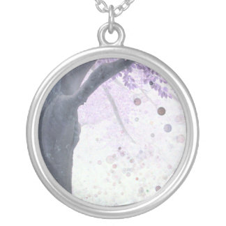 Energy and Life Necklace (round)