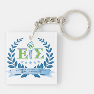 Energy and Sciences Honor Society Key Chains