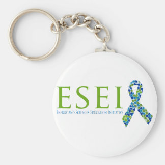 Energy and Sciences Keychain
