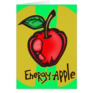 Energy Apple Card