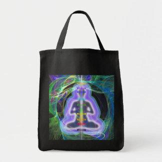 Energy Grocery Tote Bag
