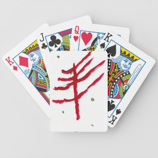 Energy Bicycle Playing Cards