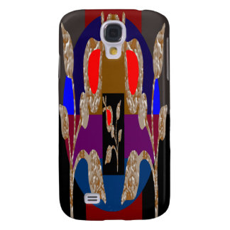 Energy Booster Decorative Jewels Galaxy S4 Cover