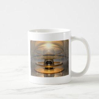 Energy Cell Classic White Coffee Mug