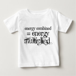 """Energy Combined"" Infant T-Shirt"