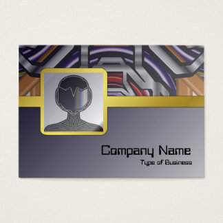 Energy Core Business Card
