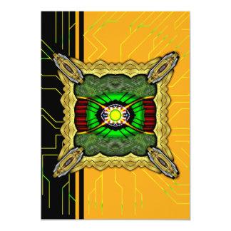 Energy Core Radioactive Card