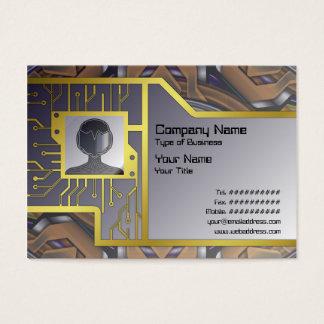 Energy Core V2 Business Card