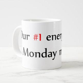 Energy Crisis Giant Coffee Mug