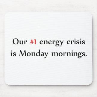 Energy Crisis Mousepad