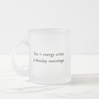 Energy Crisis Mug