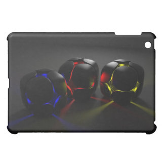 Energy Cubes iPad case
