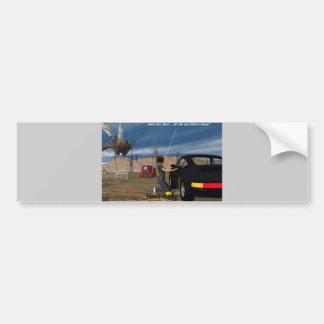 Energy - Driller - Car Bumper Sticker