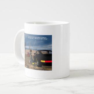 Energy - Driller - Large Coffee Mug
