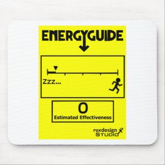 Energy Efficient Mouse Pad