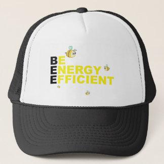 Energy Efficient Trucker Hat