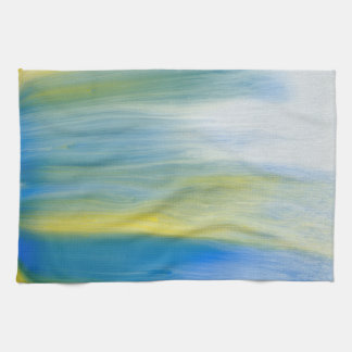 "Energy Flow 16"" x 24"" Kitchen Towel"