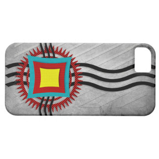 Energy Flow iPhone 5 Cover