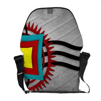 Energy Flow Messenger Bag