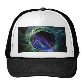Energy Fractal Trucker Hats