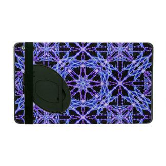 Energy Grid Mandala iPad Case