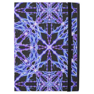 """Energy Grid Mandala iPad Pro 12.9"""" Case"""
