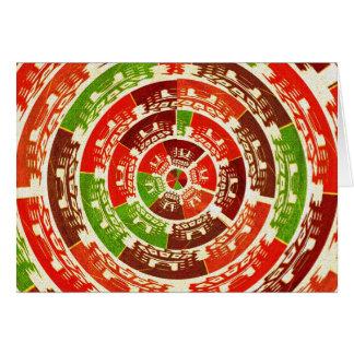 Energy Healing Chakra - Futuristic Designs Card